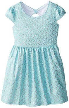 Speechless Little Girls' Bonded Glitter Lace Dress, IC Bl... https://smile.amazon.com/dp/B00MHOYNYQ/ref=cm_sw_r_pi_dp_x_AMFlybDAZA1HE