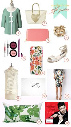 Rambling Renovators - Mint Pink Gold Mother's Day Gift Guide