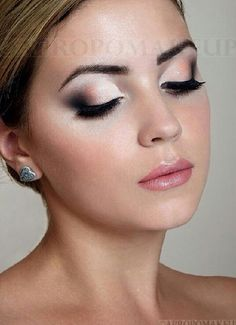 Light and sparkly, perfect for people with light to medium skin tones.