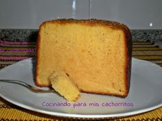 My Recipes, Cake Recipes, Favorite Recipes, Pan Dulce, Bread Machine Recipes, Food N, Sin Gluten, Cooking Time, Cupcake Cakes
