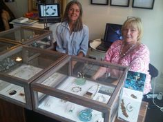 Fabulous hand made jewelery by Tess Blenkinsop.