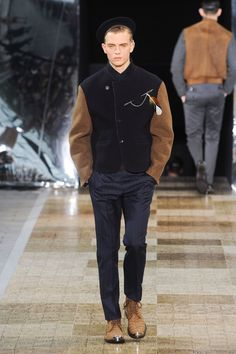PARIS - INVERNO 2012 RTW - LOUIS VUITTON MEN