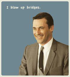 Don Draper #MadMen