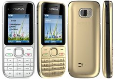 Nokia C2-01 has a colourful 2 display that delights your eyes while you are watching photos and videos captured by its built-in 3.2 megapixel camera. The Nokia C2-01 is an old-style traditional phone with a tiny screen and an alphanumeric keypad. The C2-01 is a minimum-spec phone that does little more than the basics. Available in Black or Silver.