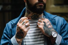 The how and why of Men's jewellery