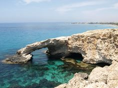 The Republic of Cyprus has de jure sovereignty over the entire island of Cyprus and its surrounding waters except small portions, Akrotiri and Dhekelia, . Akrotiri And Dhekelia, Places Around The World, Around The Worlds, Visit Cyprus, Cyprus Holiday, Sea Cave, Ayia Napa, Limassol, Strand