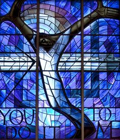 images of stained glass | auntada:Stained glass window, Sixteenth Street Baptist Church ...