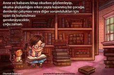 mutlu anne babalar mutlu çocuklar: kitap okumak