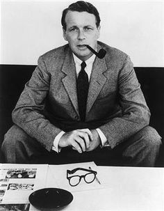 David Ogilvy, the father of modern advertising. Can you imagine what's he'd do with the internet?