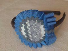 diademas hechas a mano para niña - Buscar con Google