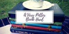 Find out what books I got in this 'Very Potter Book Haul'