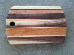 Wooden Cutting Board With Handle-solid Wood Cutting Board -wooden Serving…