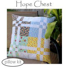 Hope Chest PILLOW KIT Penny Rose