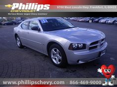 2008 Dodge Charger, Bright Silver Metallic Clearcoat, 12181999