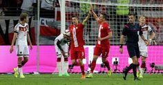 Motowniczek Football: Polska - Niemcy