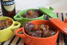 Stufato di manzo alla guinness, scopri la ricetta: http://www.misya.info/2015/01/21/stufato-di-manzo-alla-guinness.htm