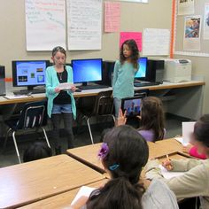 Genius hour presentations --student Edcamps: Adding Choice to Presentations