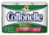 #Cottonelle Toilet Paper, Aloe & Vitamin E, Double Roll, Case Pack, Four - 12 Roll Packs, 300 Sheets Each (48 Rolls)  From Kleenex Cottonelle . $53.89 Get #Coupons at http://9coupons.net/product.php?q=B000E1W10W #Amazon #Coupon #Code