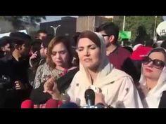 Reham khan impressive media talk on Tayyaba Case