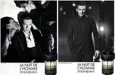 La Nuit de l'Homme x Yves Saint Laurent