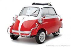 1957 Bmw Isetta 300 urkle!!!!!!!