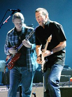 Derek Trucks and Eric Clapton