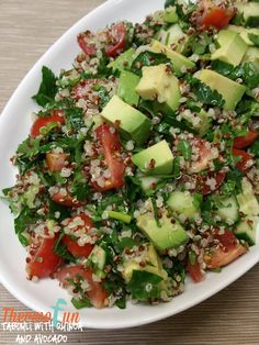 Thermomix Salad = Quick Easy to do so your not overheating in the kitchen on those hot summer days - minimal clean up and enjoyable fresh salads - it's so e