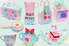 Festa Chá de Cozinha  http://www.elo7.com.br/reinoencantadoloja/loja