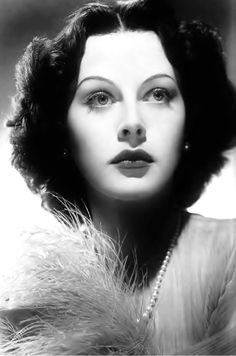 Hedy Lamarr, 1939 //  by Clarence Sinclair Bull