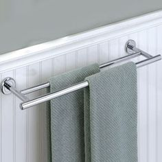 Gatco G4244 Latitude 2 Towel Bar Bathroom Accessory - Chrome. 55.99