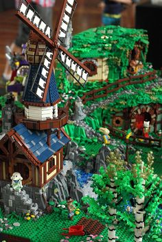 Was lucky enough to win a commendation award for my layout, which was really cool! Minecraft City, Lego City, Lego Der Hobbit, Lego Beach, Lego Plane, Lego Batman Movie, Lego Design, Lego Worlds, Disney Birthday