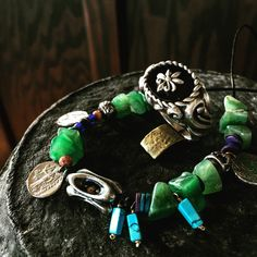 Ring and bracelet for men