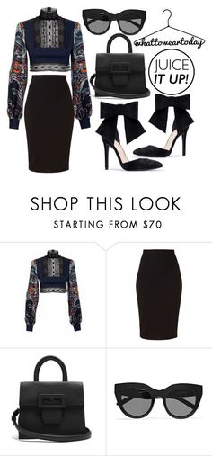"""""""Gorgeous(don't know what to title anything anymore)"""" by rhianna-alexandre on Polyvore featuring Chloé, JIRI KALFAR, Winser London, Maison Margiela and Le Specs"""