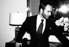 Ariel Foxman interviews fashion designer Tom Ford for Time Magazine.