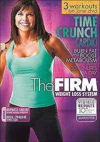 The Firm: Time Crunch Cardio  *I use this 2-3 times each week*