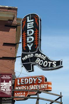Leddy's Fort Worth, Texas
