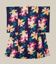Kimono, Taisho era (1912-1926). The Kimono Gallery