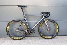 Bici Fixed, Speed Bike, Bike Chain, Bike Frame, Fixed Gear, Road Bikes, 4 Life, Bicycles, Showroom