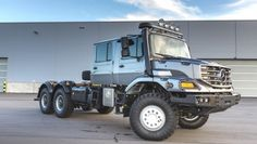 The Mighty Zetros just got bigger Biglorryblog has  the details on this custom build