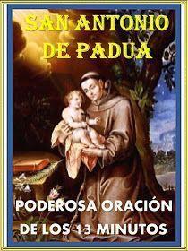 Prayer For Today, Daily Prayer, Oracion A San Antonio, Spanish Prayers, Miracle Prayer, Catholic Religion, Prayers For Healing, Catholic Prayers, God Prayer