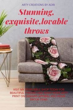Stunning, exquisite,lovable,cosy ans fluffy throw to keep you snug and warm