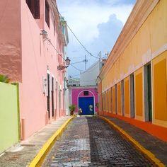 Old San Juan color