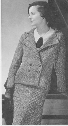 It's getting chilly out there! Time for a sale! 50% off all downloadable patterns. Sale ends on October 31st. Tweed Suits, Sale 50, Knit Or Crochet, Vintage Patterns, Kitsch, October, Lady, Fashion, Moda