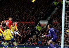 MU Vs Everton, Robin Van Persie Siap Dimainkan | BDbola.com