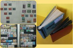 Currently at the #Catawiki auctions: United Europe 1950's/1990's -  Collection in pre-printed Leuchtturm album and...