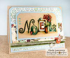 Joyful Arrangements Stamp Set