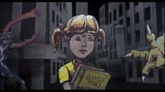 Then I saw little Tiffany. I'm thinking, y'know, eight-year-old white girl, middle of the ghetto, bunch of monsters, this time of night with quantum physics books? She about to start some shit, Zed. She's about eight years old, those books are WAY too advanced for her. If you ask me, I'd say she's up to something.