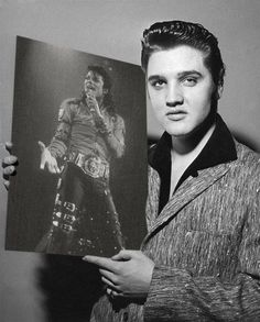 Even elvis knew he was the king :P