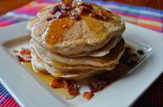 Apple Bacon Pancakes   Tasty Kitchen: A Happy Recipe Community!