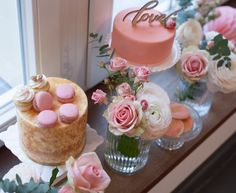 Styling by Williams & Gauld, Cake by Cherrylicious celebration Planning